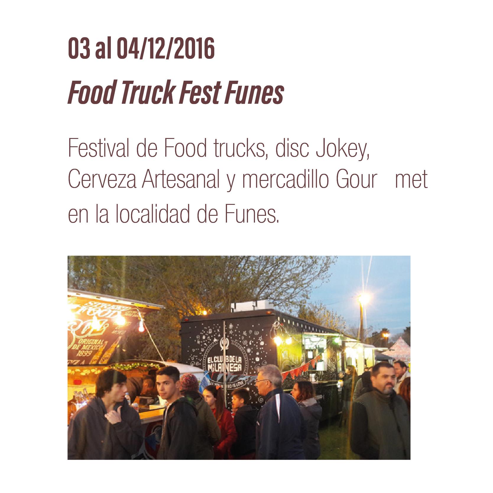 Food Truck Fest Funes